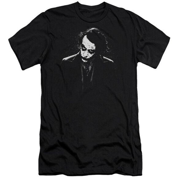 Dark Knight Dark Joker Short Sleeve Adult T-Shirt