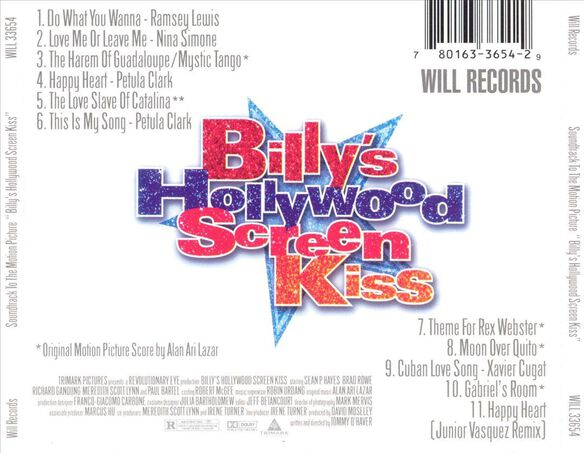 Billy's Hollwood Scree898