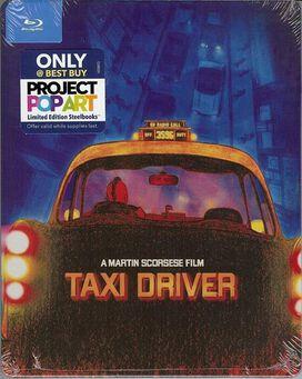 Taxi Driver [Steelbook] [Blu-ray]