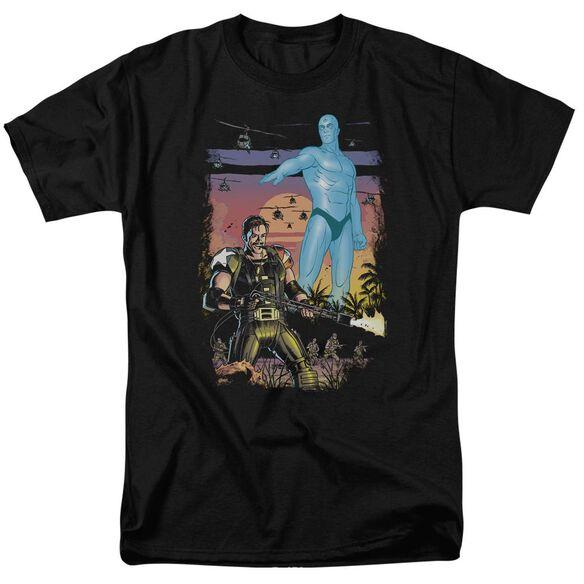 Watchmen Winning The War Short Sleeve Adult T-Shirt