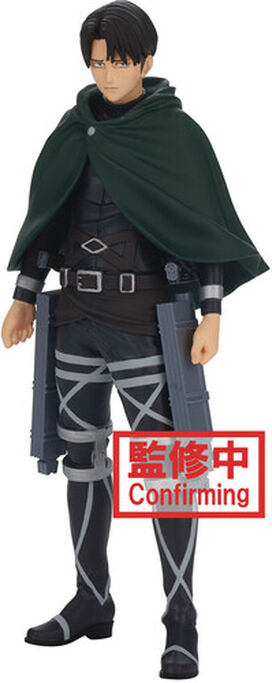 BanPresto - Attack on Titan Final Season Levi Statue