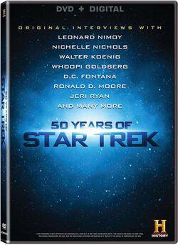 Image of 50 Years of Star Trek