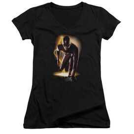 The Flash Ready Junior V Neck T-Shirt