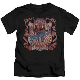 Dokken Back Attack Short Sleeve Juvenile T-Shirt