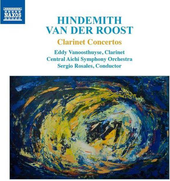 Hindemith / Van Der Roost / R. Strauss: Clarinet