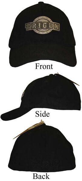 Trigun Metal Logo Hat