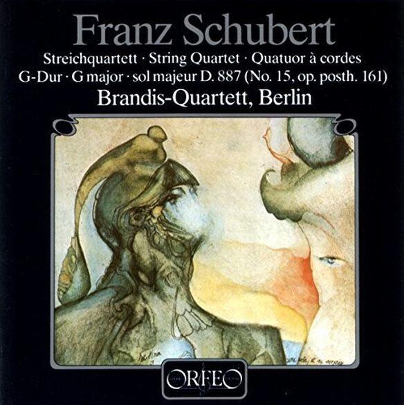 Brandis Quartett - Streichquartett 15