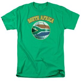 South Africa Short Sleeve Adult Kelly T-Shirt