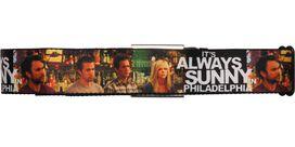 Its Always Sunny in Philadelphia Cast Pub Seatbelt Mesh Belt