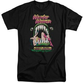 Dc Jaws Short Sleeve Adult Tall T-Shirt