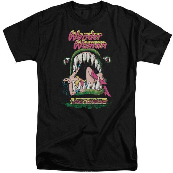 Dc Jaws Short Sleeve Adult Tall T-Shirt