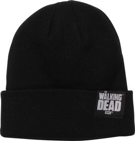 Walking Dead Fight Dead Fear Living Cuff Beanie