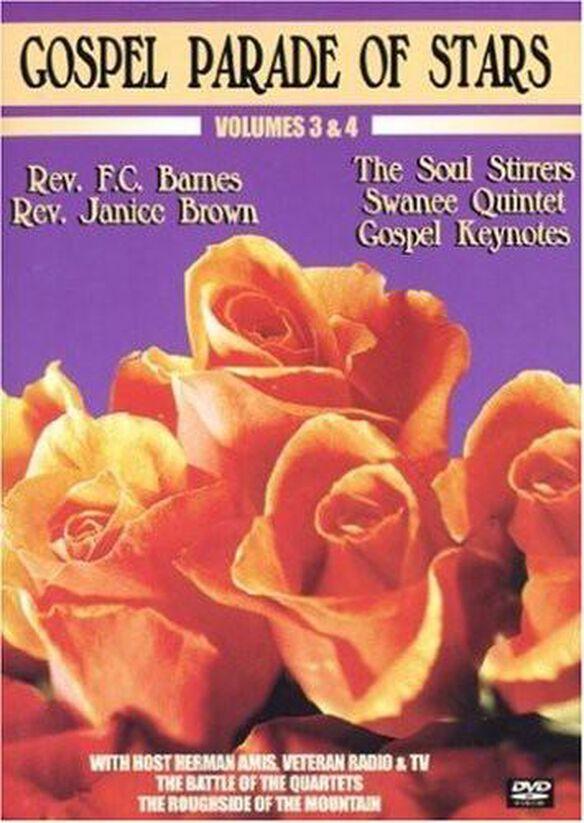 Gospel Parade of Stars: Volume 3 and 4