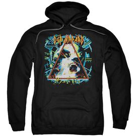 Def Leppard Hysteria Adult Pull Over Hoodie