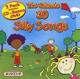 Wendy Wiseman - Ultimate Silly Songs [Bonus DVD]