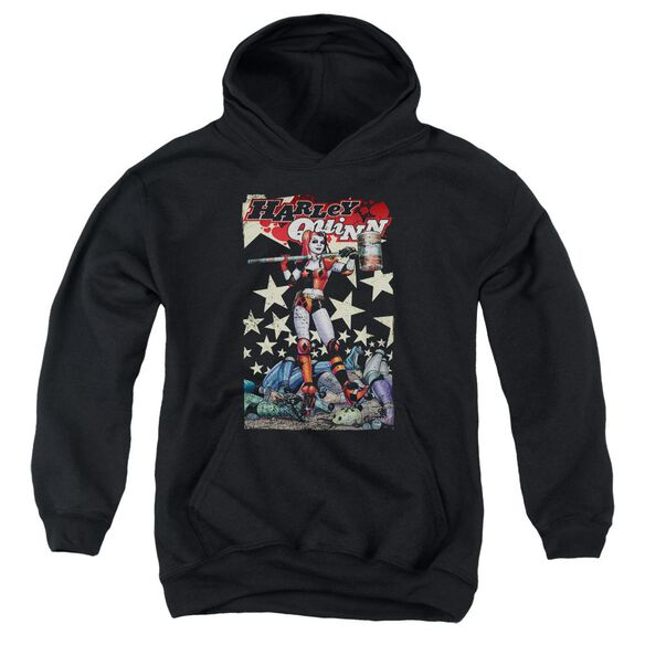 Batman Quinn One Youth Pull Over Hoodie