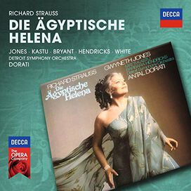 Gwyneth Jones - Decca Opera: Strauss - Die Agyptische Helena