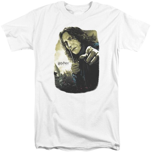 Harry Potter Snape Poster Short Sleeve Adult Tall T-Shirt