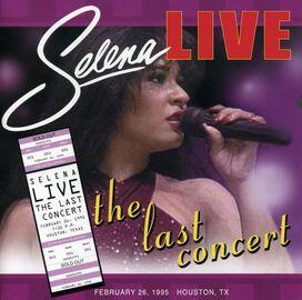 Selena - Live: The Last Concert