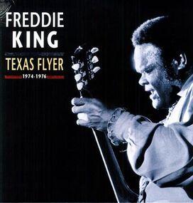 Freddie King - Texas Flyer 1974-1976(5CD