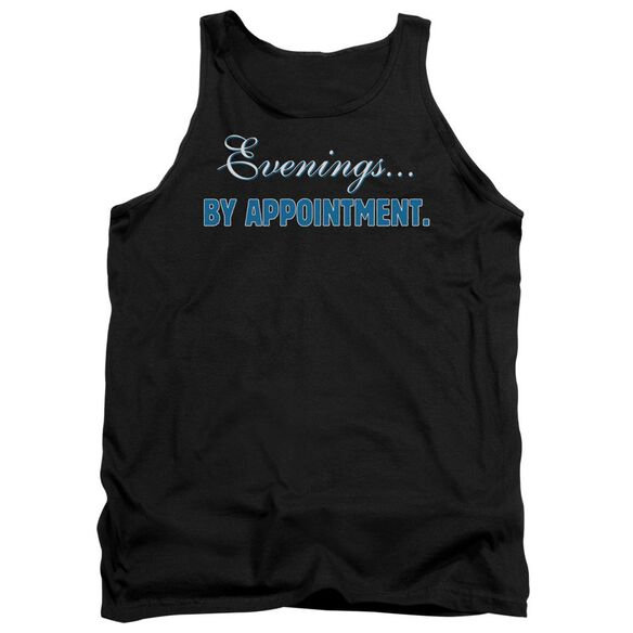 Evenings...By Appointment Adult Tank