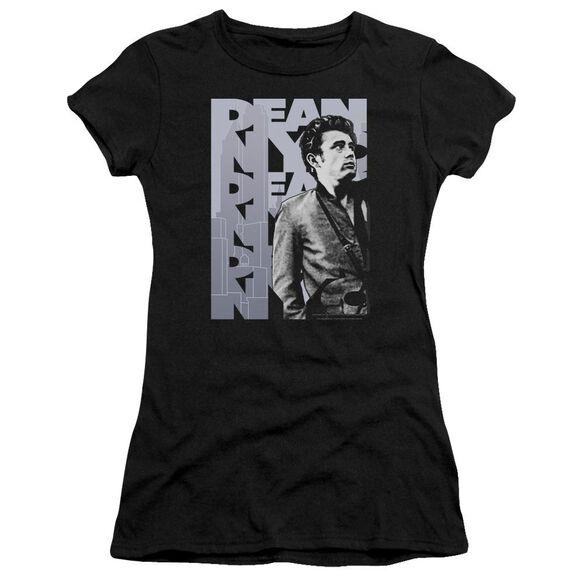 Dean Nyc Short Sleeve Junior Sheer T-Shirt