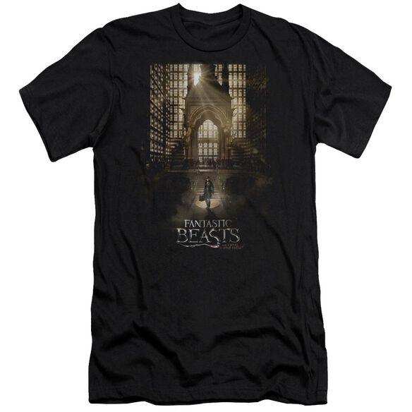 Fantastic Beasts Poster Hbo Short Sleeve Adult T-Shirt