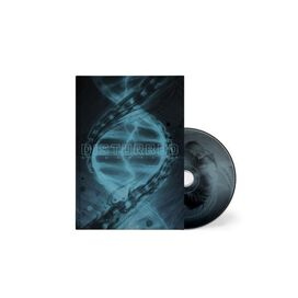 Disturbed - Evolution [CD/Book]