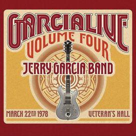 Jerry Garcia - GarciaLive Vol.4 - March 22nd 1978 Veteran's Hall