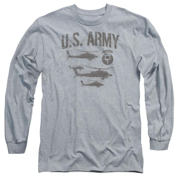 Army Airborne Long Sleeve Adult Athletic T-Shirt