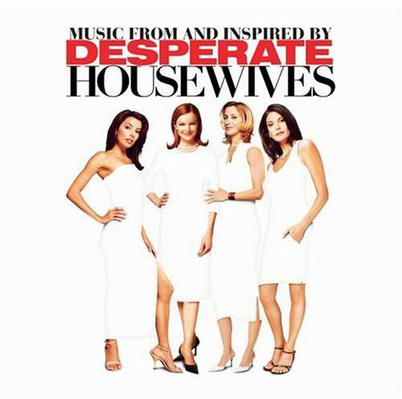 Desperate Housewives: Music Inspired By / O.S.T.