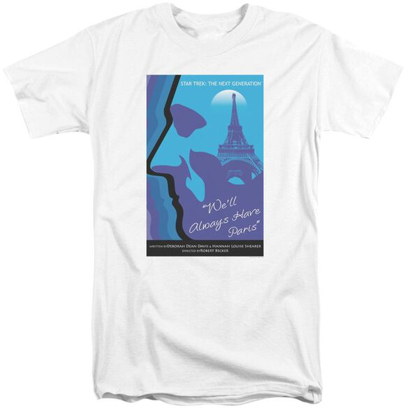Star Trek Tng Season 1 Episode 24 Short Sleeve Adult Tall T-Shirt