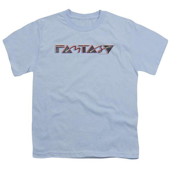 Fantasy Fantasy 80 S Short Sleeve Youth Light T-Shirt