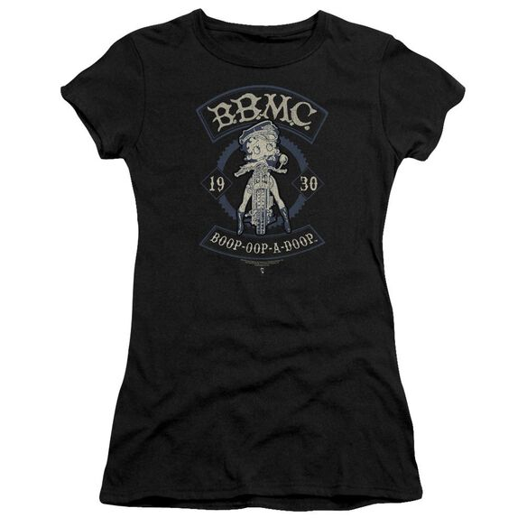 Betty Boop B.B.M.C. Short Sleeve Junior Sheer T-Shirt