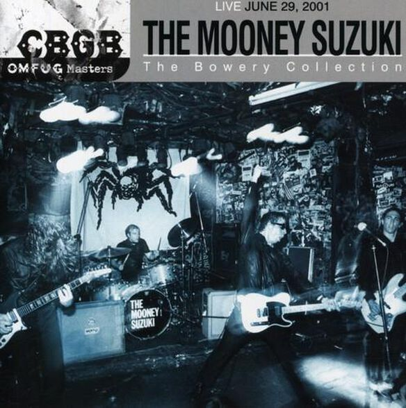 Cbgb Omfug Masters: Live 6 29 01 Bowery Collection