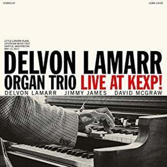 Delvon Lamarr - Live At Kexp