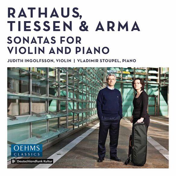 Arma/ Ingolfsson/ Stoupel - Sonatas for Violin & Piano