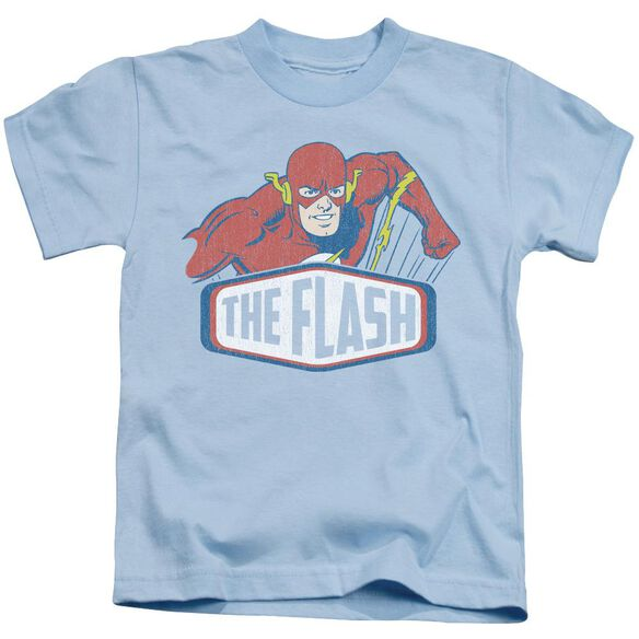Dco Flash Sign Short Sleeve Juvenile Light Blue Md T-Shirt
