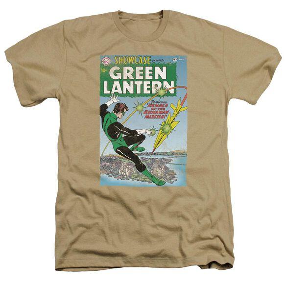 Green Lantern Menace Missle Adult Heather