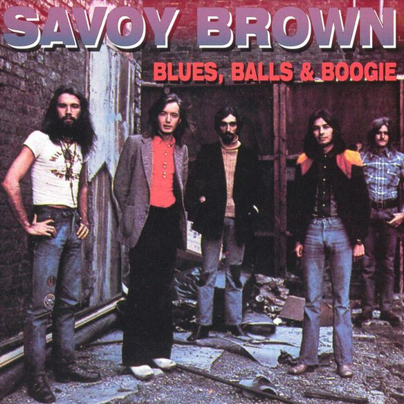 Blues,Balls & Boogie