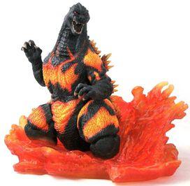 Godzilla Gallery Burning Godzilla Statue - San Diego Comic-Con 2020 Previews Exclusive