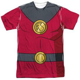 Batman Unlimited Robin Uniform Short Sleeve Adult Poly Crew T-Shirt