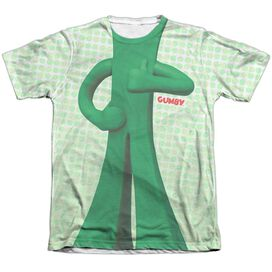 Gumby Gumb Me Sub Adult Poly Cotton Short Sleeve Tee T-Shirt