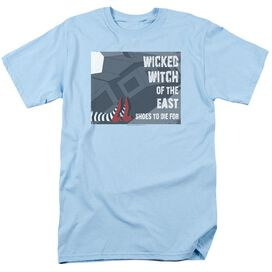 WIZARD OF OZ SHOES TO DIE FOR-S/S ADULT T-Shirt