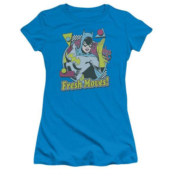 Dc Fresh Moves Short Sleeve Junior Sheer T-Shirt