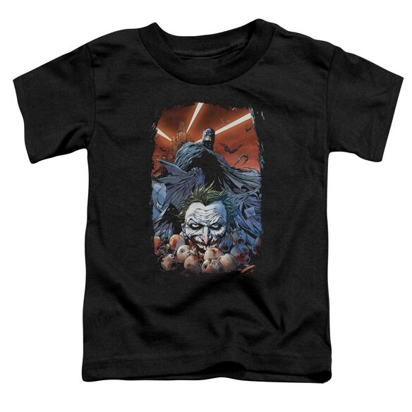 Batman Detective Comics #1 Short Sleeve Toddler Tee Black Sm T-Shirt