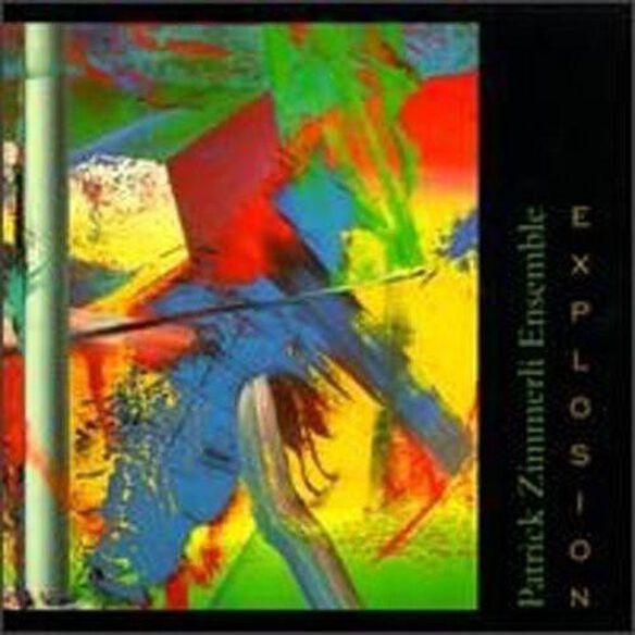Patrick Zimmerli - Explosion