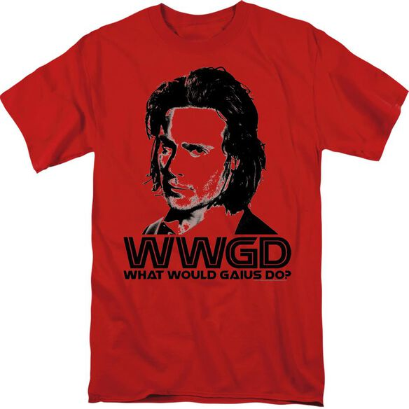 BSG WWGD - S/S ADULT 18/1 - RED T-Shirt