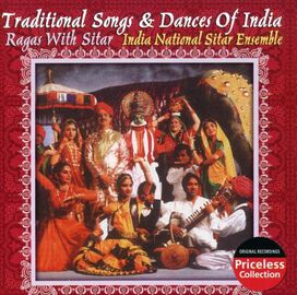 India National Sitar Ensemble - Traditional Songs & Dances of India
