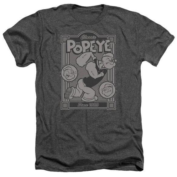 Popeye Classic Popeye Adult Heather